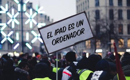 Pongamos fin al debate: firma nuestra campaña para que la RAE incluya 'iPad' en la definición de 'ordenador'