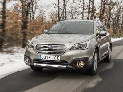 Subaru Outback 2015, probamos la compra racional que te permite entrar en el campo