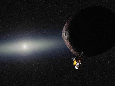 Más trabajo para New Horizons en su próxima parada: al objeto MU69 se le ha visto una luna y podría tener más