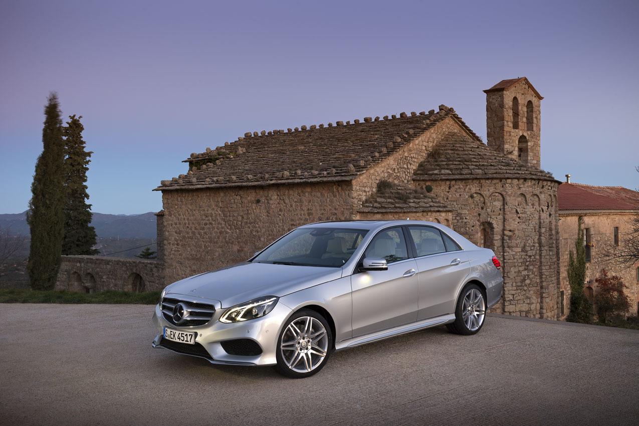 Foto de Mercedes-Benz Clase E 2013 (presentación) (35/48)