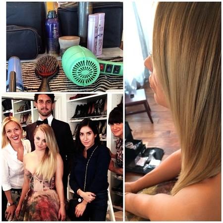 Belleza y celebrities: Los secretos de los Globos de Oro en las redes sociales