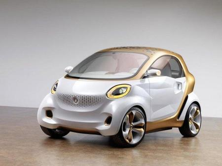 Smart Forvision EV Concept