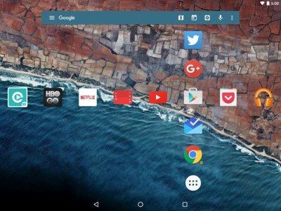 Action Launcher integra algunas características de Nexus Launcher en su nueva actualización