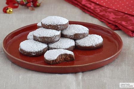 Receta de mantecados de chocolate: un dulce navideño imprescindible para los más golosos