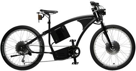 PG-Bikes presenta la BlackBlock 2, su nueva bicicleta eléctrica con dos motores