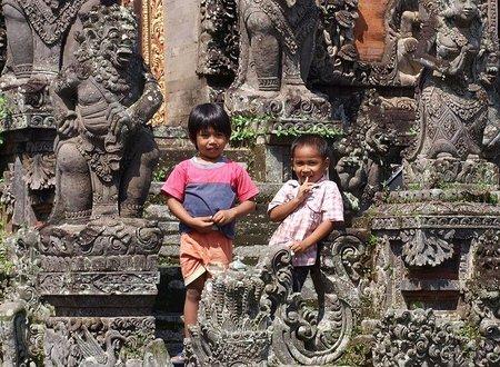 Ubud: Naturaleza y cultura en el interior de la isla de Bali
