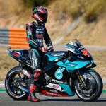 Los problemas físicos dejaron a Fabio Quartararo fuera de los puntos y el mundial de MotoGP empieza de nuevo