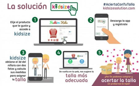 Kidsize App Talla Ninos 2
