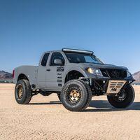 Nissan Frontier Desert Runner, la versión con más esteroides y más de 600 hp