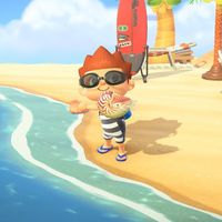 Animal Crossing: New Horizons: lista con todas las criaturas de la pesca submarina de septiembre