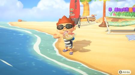 Animal Crossing: New Horizons: lista con todas las criaturas de la pesca submarina de septiembre