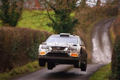 Ford prepara el coche para Irlanda