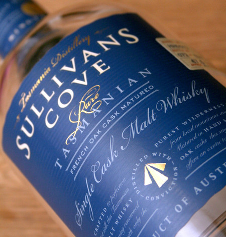 Sullivans Cove French Oak Cask, mejor Whisky single malta en 2014
