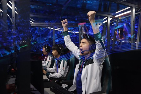 El dominio de los equipos chinos en The International 7