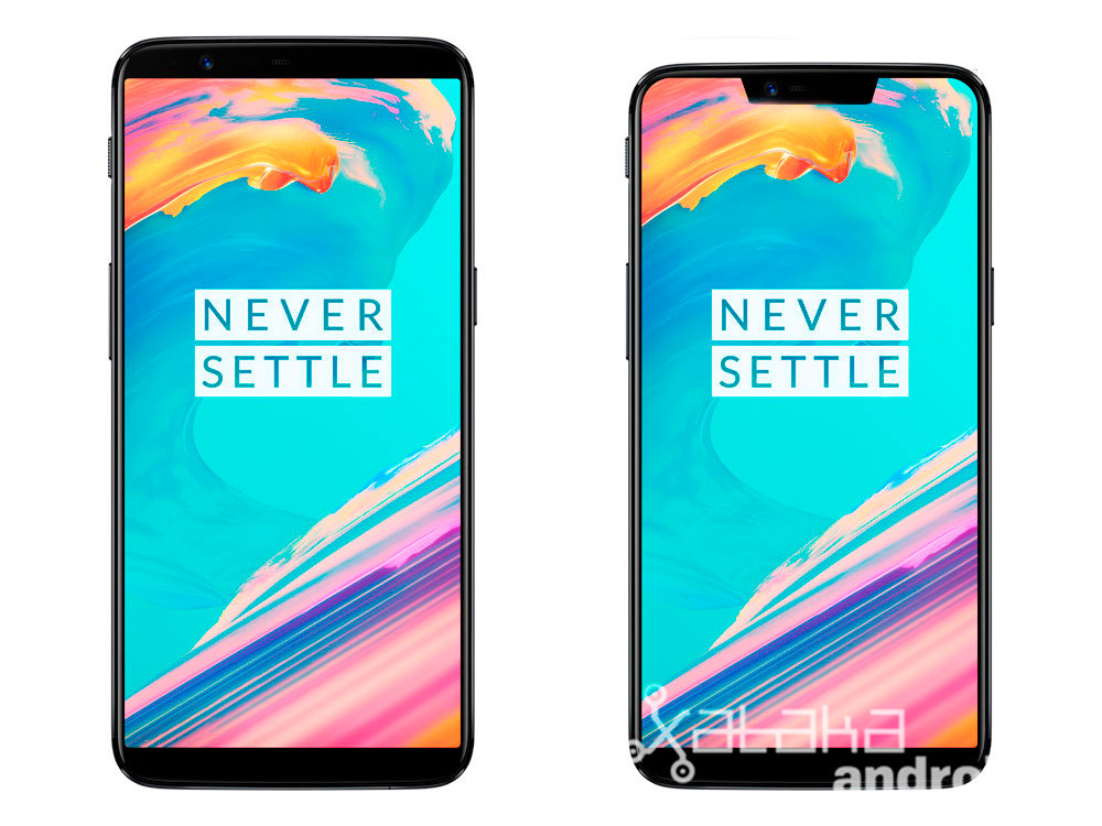 Oneplus 5T Notch