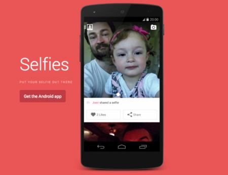 Para tus autorretratos: Selfies, la app