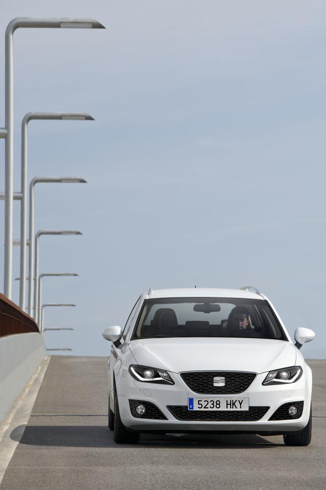Foto de SEAT Exeo Ecomotive (11/13)