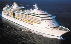 Crucero gay de lujo a bordo de «The Brilliance of the Sea»