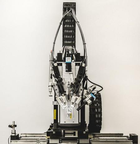 Máquina de coser de Neuralink
