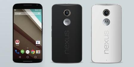 Nexus 6 renders