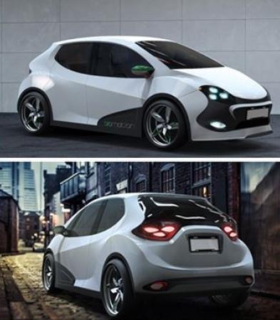 Foto de BioMotion ALUX Concept: Un nuevo auto mexicano en camino (6/6)
