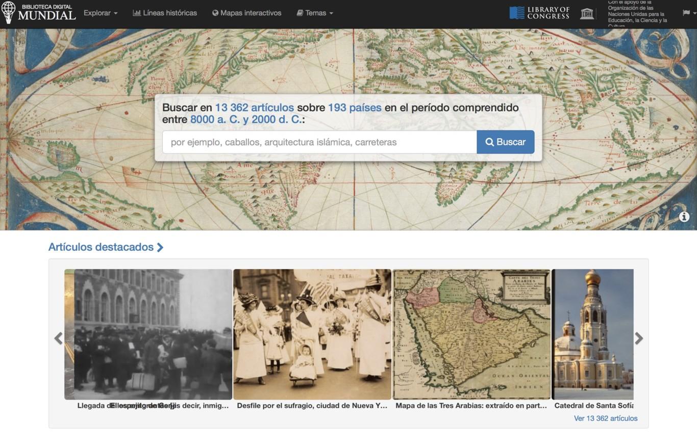 46 museos y bibliotecas que han digitalizado su contenido