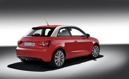 Audi A1 llantas de 17 pulgadas