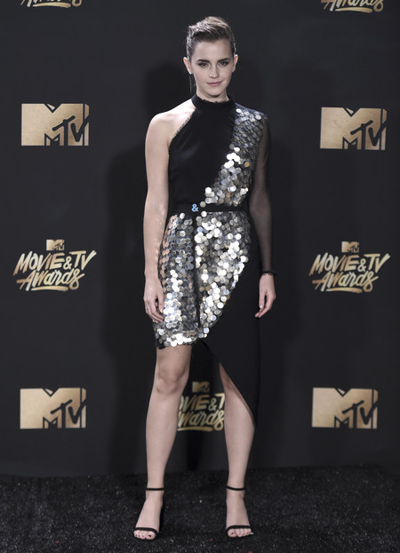 Emma Watson Mtv Movie Awards 2017 2