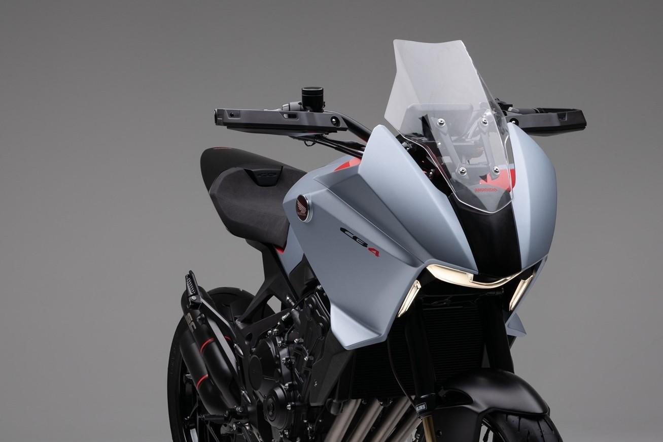 Foto de Honda Concept CB4X (6/13)