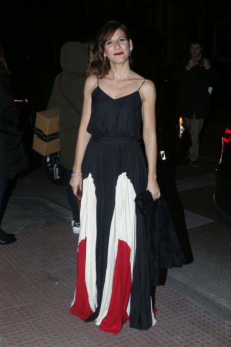 premios feroz alfombra roja look estilismo outfit Malena Alterio
