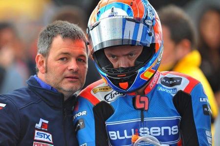 Tito Rabat es operado con éxito de la lesión que se produjo en la FP3 del GP de Francia
