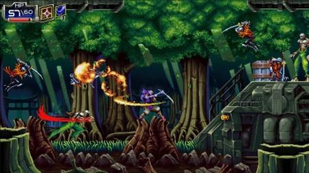 El KickStarter de Bushiden, un metroidvania que bebe del mítico Strider, arranca con muy bien pie
