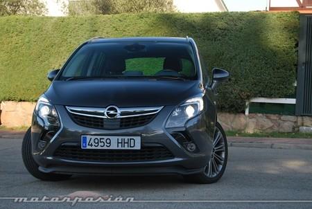 Opel Zafira Tourer 2.0 CDTI, prueba (conducción y dinámica)