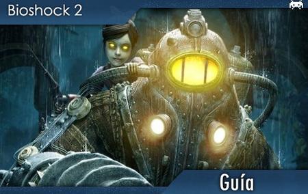 Guía de 'Bioshock 2' para conseguir todas las cintas de audio y mejoras de armas (I)