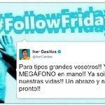 #FollowFriday de Poprosa: los hay que se fueron de vacaciones en junio