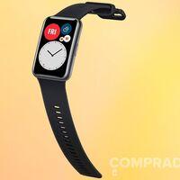 Nuevo precio mínimo en Amazon para el Huawei Watch Fit: llévatelo en negro por sólo 75 euros