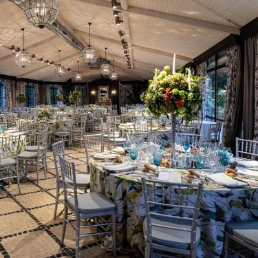 Club de Tiro Madrid: Una boda gastrodeco es posible gracias a Pepe Leal y Ramón Freixa