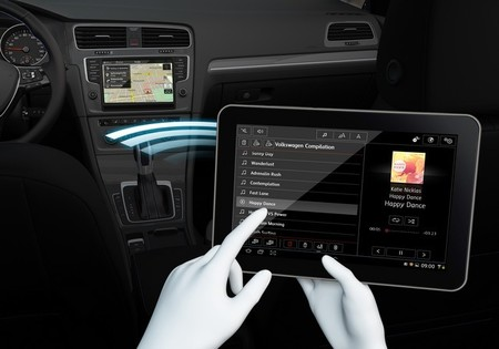Volkswagen Ces 2015 R Touch