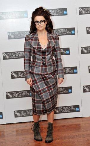 Los looks de Helena Bonham Carter