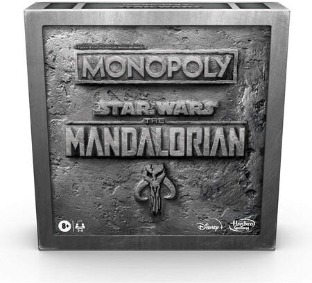 Monopoly Edición Star Wars The Mandalorian