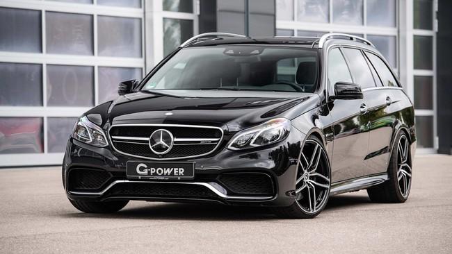 G-Power exprime el Mercedes-AMG E 63 S Estate... ¡hasta los 800 CV!