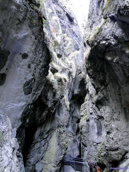 desfiladero yecla