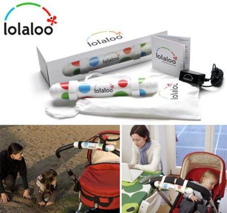 Lolaloo, el tubo que mece a tu bebé