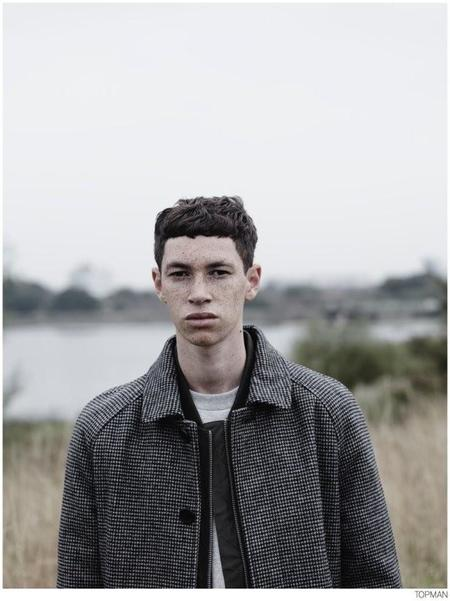 Topman Coat Fall 2014 Campaign 012