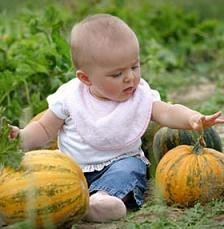 La tripa abultada de los bebés, la grasa parda