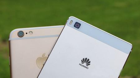 Huawei reduce la distancia con Apple a menos de 8 millones de teléfonos al trimestre