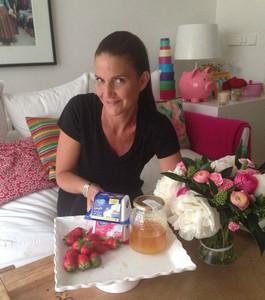 Entrevista a Samantha Vallejo-Nágera, cuyo claim es cocinar rico sin complicarse la vida (I parte)
