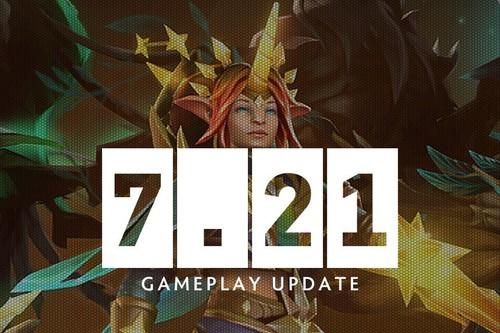 Dota 2: Estos son todos los cambios generales y a objetos que trae la Actualización 7.21
