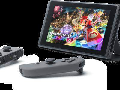 Nintendo Switch, los detalles que estábamos esperando: duración de batería, memoria interna, pantalla, formato de los juegos...