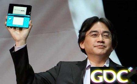 Satoru Iwata asistirá a la GDC 2011